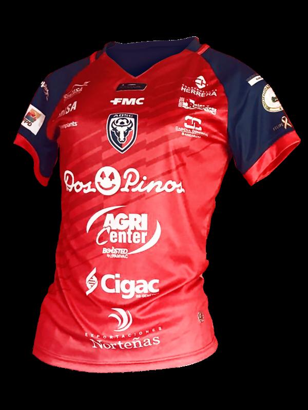 Camiseta mujer Asociación Deportiva San Carlos